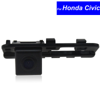Night Vision Waterproof Car Rearview Reverse Backup Camera for Honda Civic 2006 2007 2008 2009 2010 Vehicle Camera Free Shipping