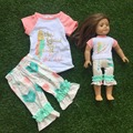 baby girls doll outfits she believed she could so she did clothes America doll clothes