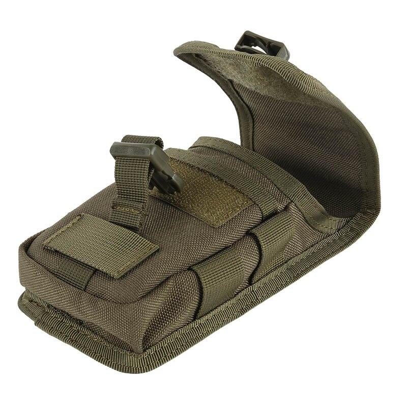 Militaire tactique Camo ceinture pochette sac Pack téléphone sacs Molle poche ceinture Camp poche taille Fanny sac Molle accessoires chasse