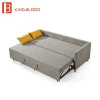 Functional Fabric Furniture Sectional Fold out Sofa Bed