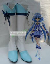 smile pretty cure Reika Aoki cosplay Shoes Boots Custom-Made(China)