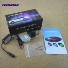 Liandlee Car Tracing Cauda Laser Light For BMW 2 3 4 5 X5 X6 2015 Modified Special Anti Fog Lamps Rear Anti-collision Lights