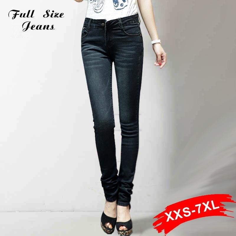 Online Get Cheap Womens Jeans Size 14 Long -Aliexpress.com