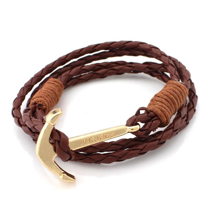 Длинный плетенный браслет