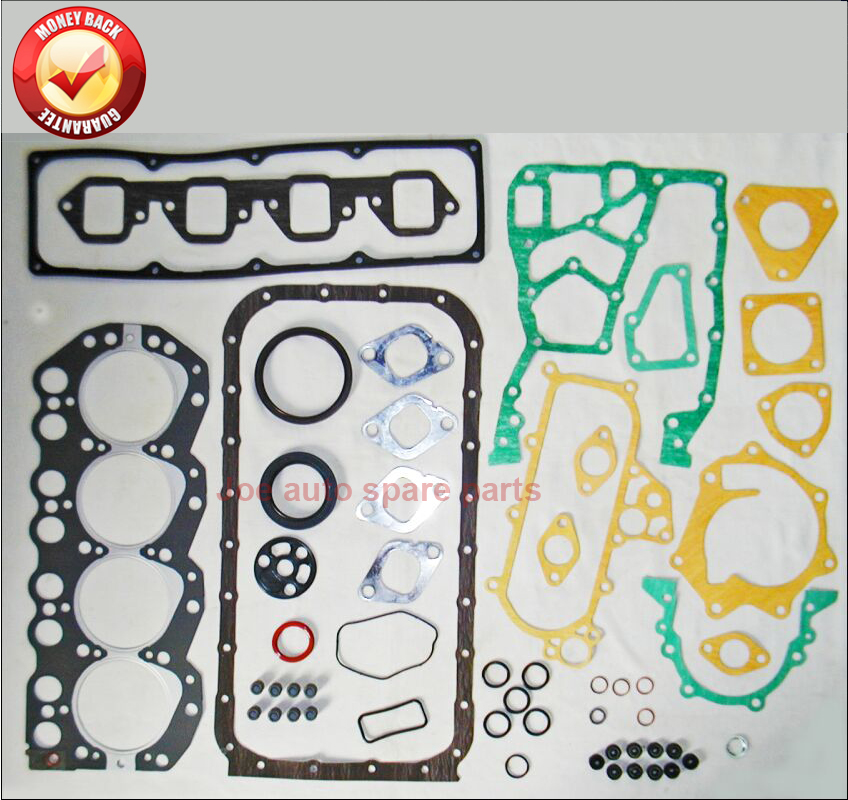 TD25 TD25TI Engine complete Full Gasket Set kit for Nissan Pick up Urvan Pick up D22 King cab Frontier 2494CC 2.5 D TD 89-01 01-