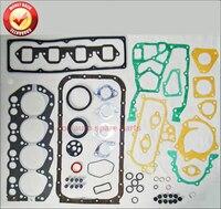 Td25 td25ti Двигатели для автомобиля полный комплект прокладок набор для Nissan Палочки до urvan Палочки до D22 King Cab Frontier 2494cc 2.5 D td 89-01 01-