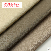 Floral Glitter pu Faux Leather Fabric for Eco Upholstery Furniture Cheap Piece Pain for Sofas Bags Car Seat Wall factory-direct