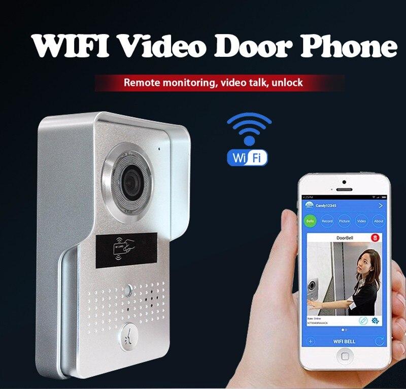 Remote Monitoring Video Talk And Unlock ...
