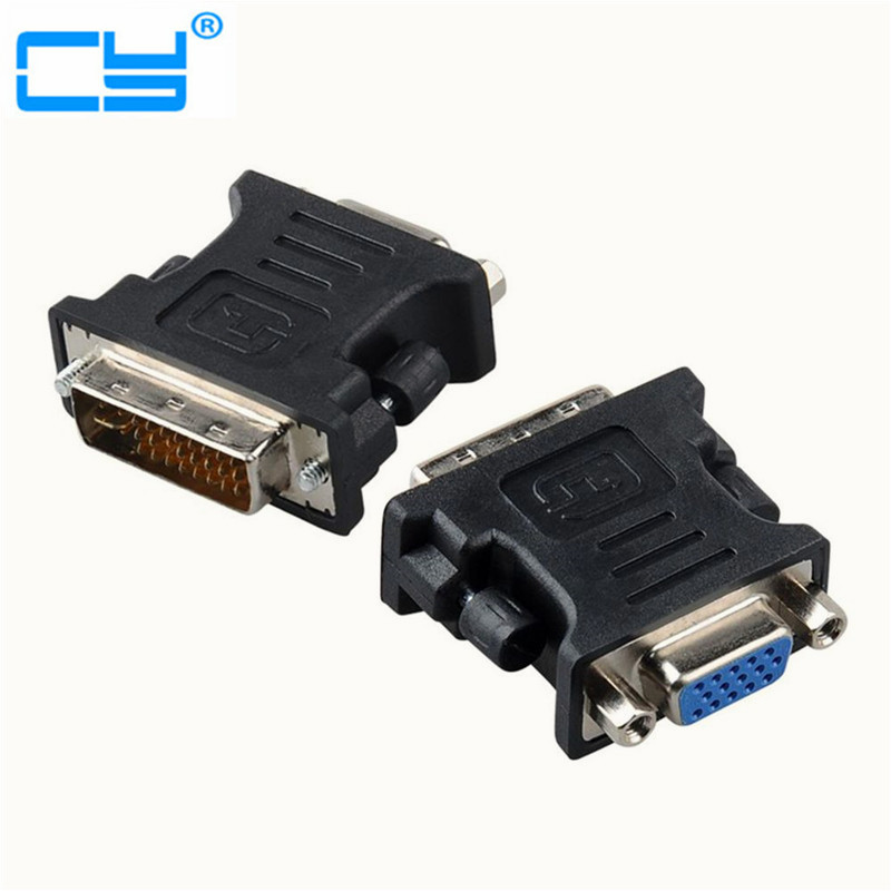 LCD Digital Monitor DVI To DVI-D Gold Male 24 1 Pin Dual Link TV Cable lot