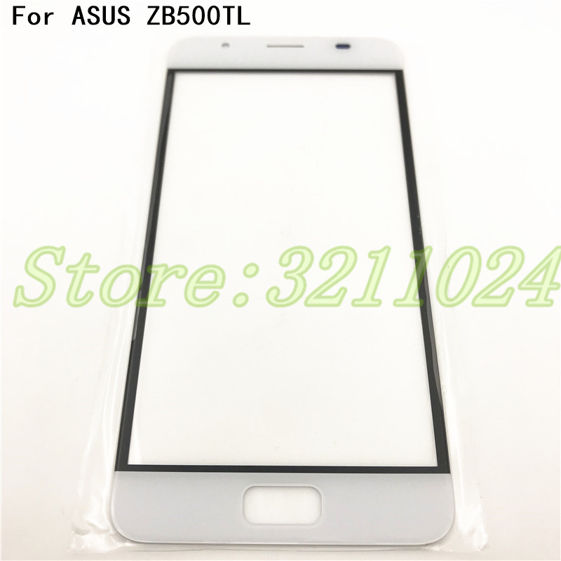 100% Original Front Outer Screen Glass Lens Replacement Touch Screen For ASUS ZenFone 4 Max Pegasus 4A ZB500TL X00KD100% Original Front Outer Screen Glass Lens Replacement Touch Screen For ASUS ZenFone 4 Max Pegasus 4A ZB500TL X00KD
