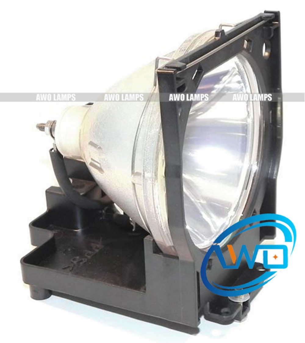 Free Shipping Factory Price LC-XT1 Compatible Projector Lamp with Housing for EIKI projectors LMP29 180 Day Warranty free shipping projector lamp lc sm3 lc sm4 lc xm2 compatible bare bulb for eiki projectors lmp36