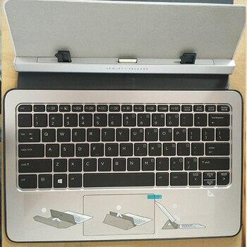 Original Fashion Keyboard case for 11.6 inch HP Elite x2 1011 G1 Tablet PC for hp Elite x2 1011 G1 Travel Keyboard Case