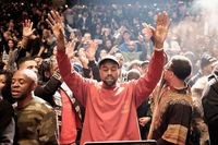 MX03148 Kanye West American Hip Hop Singer Star 36 X24 Poster