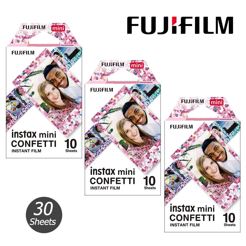 Fujifilm Instax Mini пленка Instax Mini 8 9 конфетти дизайнерская пленка для Fuji Mini 11 8 9 7s 25 26 70 90 мгновенная камера SP-1 SP-2