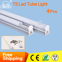 T5 LED Tube Light 85V 265V 600mm Tube Lights 2ft 10W LED Tube T5 Lamp