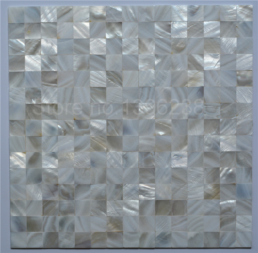 Supper White Natural Shell Mother of Pearl Mosaic Tile,Kitchen Backsplash,Bathroom shower Home wall decor,FREE SHIPPING,LSBK2006 white color natural 100% capiz shell mother of pearl mosaic tile for living room or ceiling