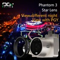 PGY Star Lens Filter  for DJI Phantom 4 3  4X 6X 8X Professional Advanced Standard RC FPV Quadcopter