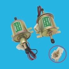 1 шт Высокое качество универсальный дизельный бензин электрический топливный насос HEP-02A низкая Давление 12V