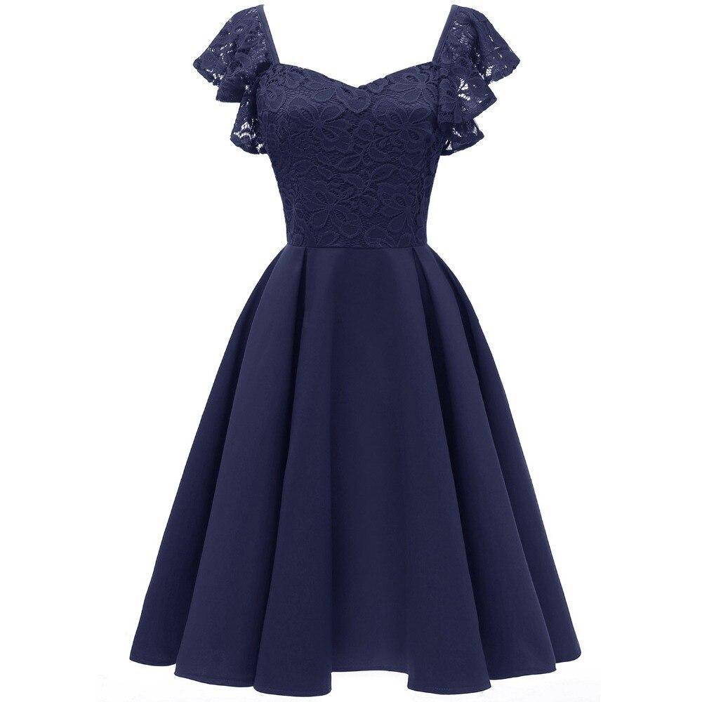 Floral Lace Dress 8