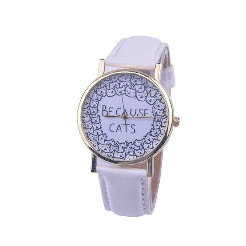 72a0d2dd12e 2016 Fashion Casual Womens Retro Design Leather Band Analog Quartz Vogue  Wrist Watches Women Quartz Watch relogio feminino