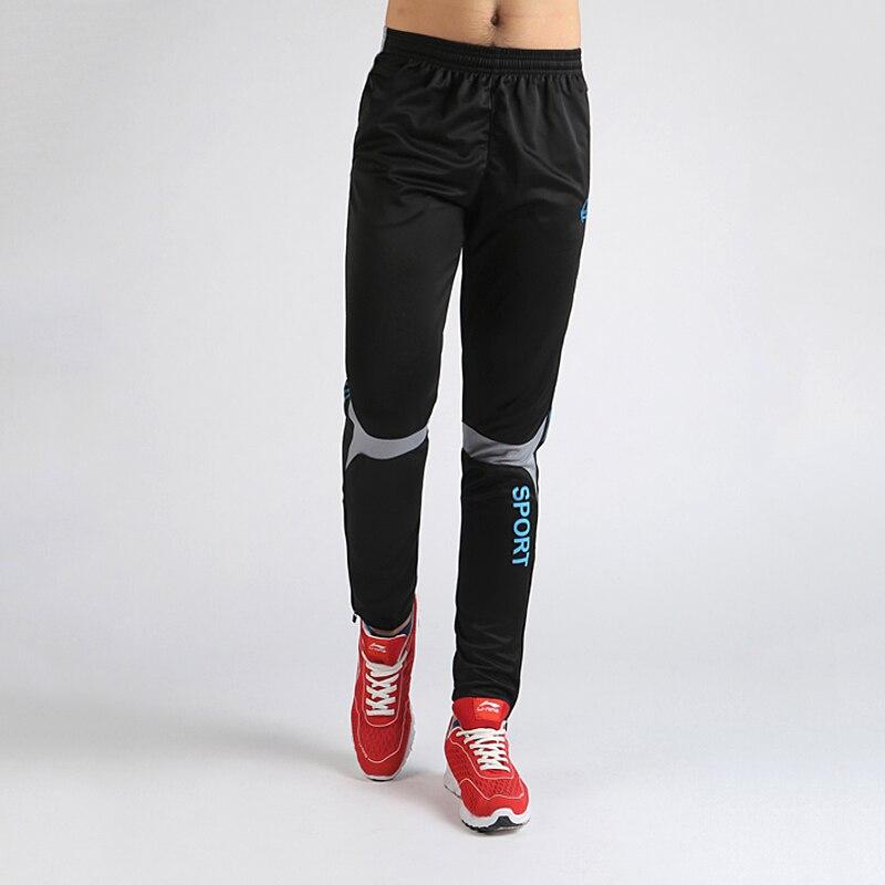 2016Brand Long Soccer Training Pants Jerseys Sweatpants Harem Trousers Men Football Joggers Pant Jumper Riding Pantalones