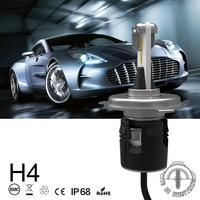 Car Styling Accessories H1 H3 H4 H7 Led Light Auto H8 H11 HB3 HB4 LED Headlight