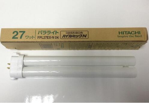 Hitachi FPL27EX-N DK 27W cfl compact fluorescent lamp, fpl 27EX-N fluorescent lamp 4 contacts цена
