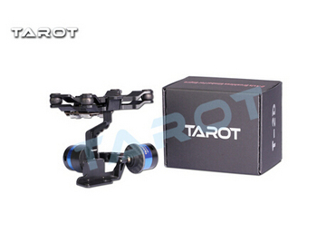 F16168 TAROT 2-Axis Brushless Gimbal Camera Mount for MIUI Xiao Yi Sports Camera TL68A15