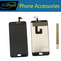 1PC Lot Black Color LCD Display And Touch Screen For UMi Plus With Tools 3M