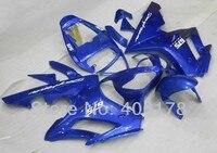 Лидер продаж, Aftermarket мотоциклов Обтекатели для Triumph Daytona 675 06 08 Daytona675 голубой зализах мотоцикла (литья под давлением)