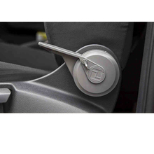 lsrtw2017 abs car seat adjuster support for volkswagen tiguan golf sportsvan passat B7 B8