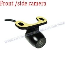 1PCS CCD Night Vision Car Reverse Camera Front /Rear/Side View Parking Camera For Universal Car 2-Lines Control