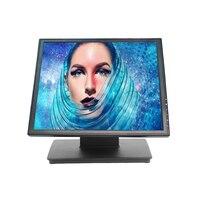 Cheap touch screen monitor / 17 inch waterproof touch screen LCD monitor / pos computer monitor / LCD desktop pc monitors