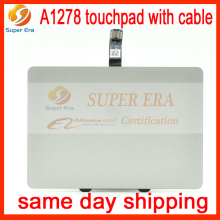 A1278 touchpad with cable for macbook pro 13.3inch A1278 trackpad with flex cable 2009-2012year