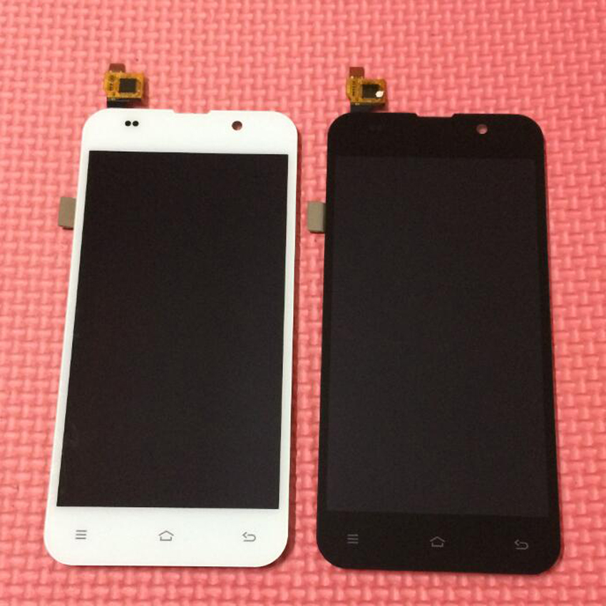 Black White Tetsed ZP980 TOP Quality Full LCD Display Glass Touch Screen Digitizer Assembly For Zopo C2 C3 ZP980+phone parts автомобильный компрессор