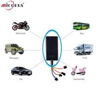 Car GPS Tracker GT06N Remote Cut Off Oil Power Wide Voltage 9 36V Google Map Vehicle