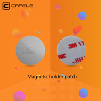CAFELE 3M Sticker or Mental Plate ( Iron Sheet ) for Magnetic Holder