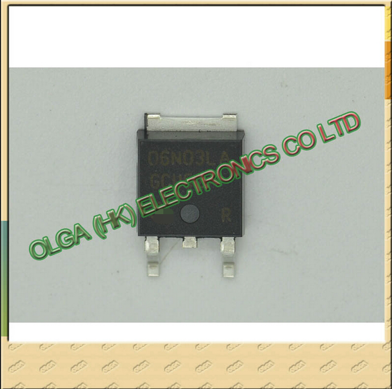 SMD IPD06N03LA 06NO3LA к-252 25 В 50A herboard N трубки МОП часы