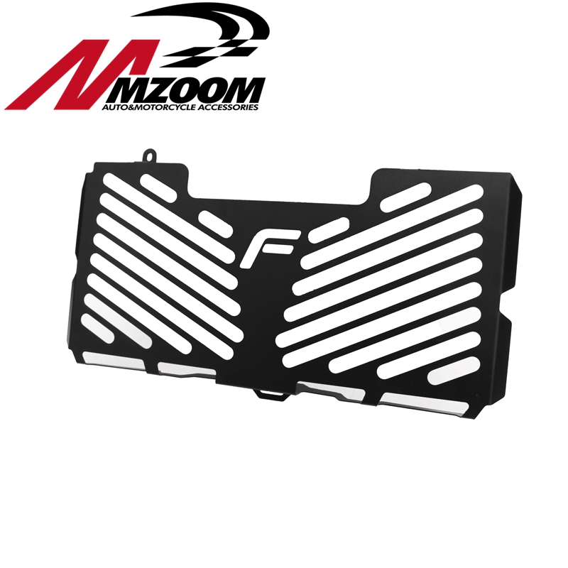 Motorcycle Aluminum grille radiator shield for BMW F800R F800S F700GS F650GS 2008-2015