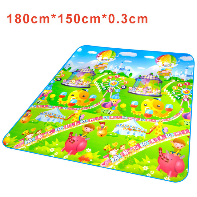 kids play joy rainbow reading rug mats mat carpets alphabet