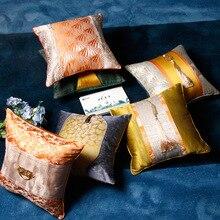 Home Decorative Sofa Throw Pillows High-end sofa hug pillowcase villa living room cushion cover Cushion Cover Pillow цены