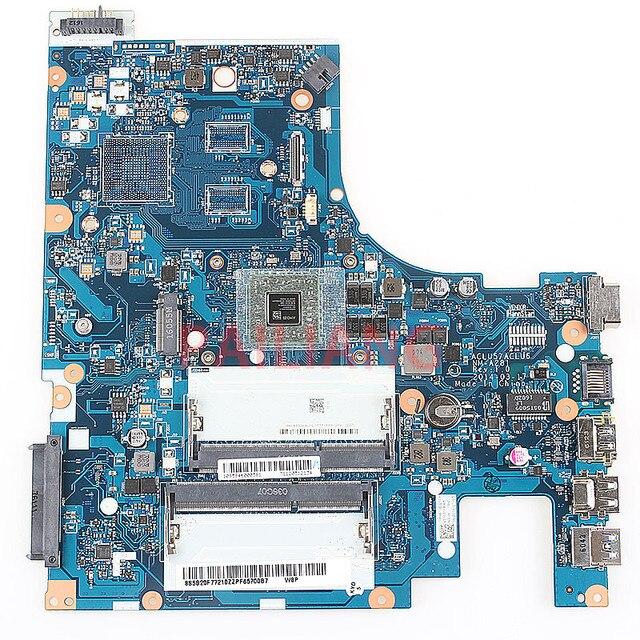 PAILIANG Máy Tính Xách Tay bo mạch chủ cho Lenovo G50-45 PC Mainboard AMD EM6010 MB ACLU5 ACLU6 NM-A281 15 inch đầy đủ tesed DDR3