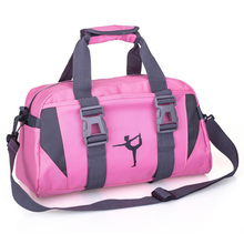 Waterproof Oxford Cloth Yoga Bag Men And Women Outdoor Fitness Sports Large Capacity Special Multi-function Yoga Mat Bag