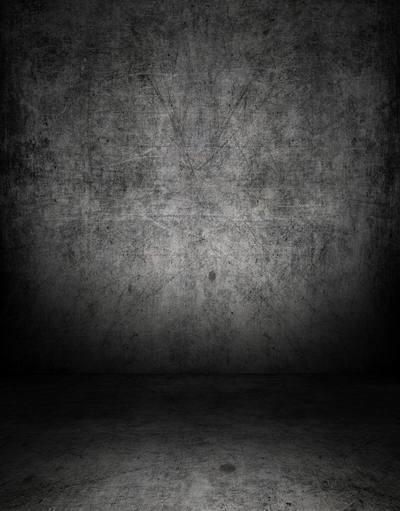 8x12ft Indoor Dim Grey Gray Light Black Concrete Wall Floor Custom