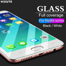 Protective Glass For Xiaomi Redmi Note 5 5A Prime 6A note 6 pro Tempered glass on Redmi 5 plus 6A note 7 pro 6 Screen Protector