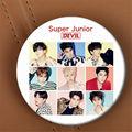 Youpop KPOP Super Junior Devil SJ SuJu SuJr Album Brooch K-POP Pin Badge Accessories For Clothes Hat Backpack Decoration HZ1650