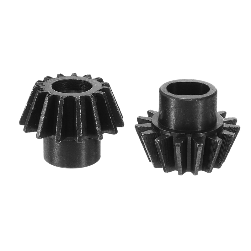 2pcs Durable G2611 Steel Ring Gear Upgrade Parts For Truggy Buggy Short Course 1631 1651 1621