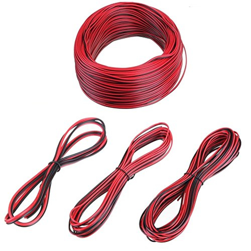 Solar Tech PV Cable CSA Solar Extension Cable 15 Meter 49.2 feet x 2 Wire With MC4 Connectors