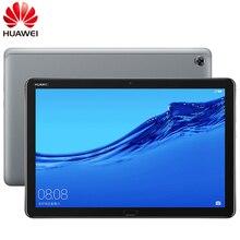 Оригинальный Планшет HUAWEI MediaPad M5 lite, глобальная прошивка, 10,1 дюйма, на базе Android 8,0, Восьмиядерный, 4 Гб 64 Гб/128 Гб ПЗУ, Type C, 1920*1200 IPS