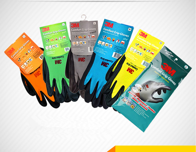 colour 3M electrical insulation temperature comfortable non-slip gloves protective gloves industrial construction Safety Gloves strong 0 35mmpb medical x ray protective gloves ray workplace use gloves lead rubber gloves